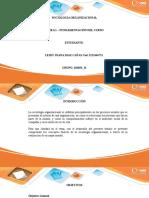 Tarea 1 - Fundamentación Del Curso