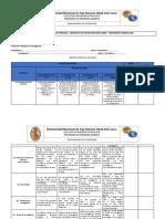 2) RUBRICA PARA EL PLAN  DE TRABAJO (PROYECTO DE INVESTIGACION)