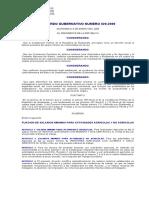 Acuerdo Gub. 20-2000