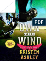 Kristen Ashley -Série Chaos 01 - Own The Wind - Parte 01
