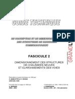 Structures de Chaussees
