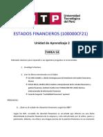 Estados Financieros - Tarea 03