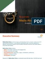 Media Atlas China Snapshot