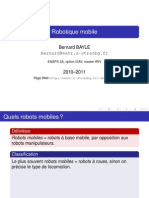 49737192 Slides Robotique Mobile