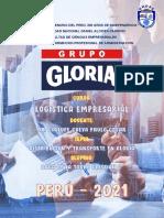 ENSAYO TRANSPORTE Y DISTRIBUCION GLORIA - DAGA DE LA TORRE CRISTIAN CLYNTON