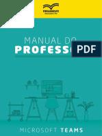 Teams - MANUAL DO PROFESSOR - v6-2