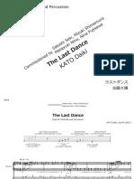 Pdfcookie.com the Last Dance Score