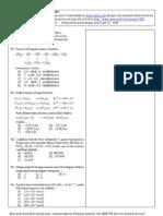 soal kimia SPMB 2004