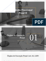 Seminário de Processo Penal II