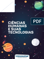 eBook Ciencias Humanas e Suas Tecnologias