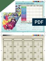 Arcadia Quest Riders - Campaign Sheet - A5 pt BR v02
