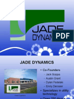 Jade Dynamics Presentation