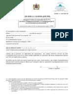 Demande d'achat en exonération de la TVA des biens d'équipement destinés à l'enseignement privé ou à la formation professionnelle