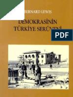 Demokrasinin Turkiye Seruveni- Bernard Lewis