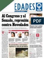 Testimonios de la represión, domingo 3 de abril