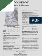 WFB6 - Godefroy Comte de Hautmont [Fanmade Par Vlast de Naggarond]