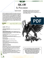 WFB8 - Skaw Le Fauconnier [FanMade by Vlast de Naggarond]