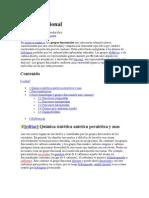 bioquimica gpos funcionales