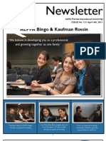 ALPFA Newsletter Spr2011 No. 12