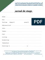 Le Journal de Stage