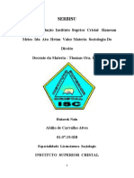 SERBISU Hatoo Ba Fundacao Instituto Supr