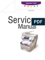 WorkCentre C2424 service manual