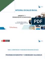 tema 5 Competencias y funciones de Municipios en Salud