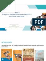 Tema 8 Programa de intervención en familias y viviendas saludables - Correcto llenado de la ficha familiar