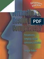 LIbro - Formacion Basada en Competencias