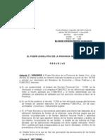 606-08 ampliar pedido de informe realizado mediante proyecto de Nro. 037/08