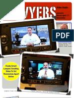 Lawyers Video Studio Online Newsletter