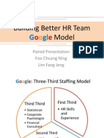 Building a Better HR Team