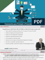 Frameworks Privacidade