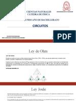 Circuitos Segundo Año c.e. Prof j Alfaro