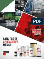 Manual Aplicaciones Fleetguard 2020