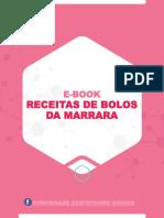 Ebook Receitas De Bolos Marrara - Confeitando sonhos (1)