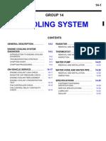 COOLING SYSTEM DIAGNOSTIC