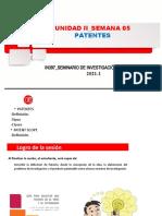 UNIDAD III_SEMANA 5_PATENTES_2021-01