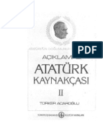 Açıklamalı Atatürk Kaynakçası 2