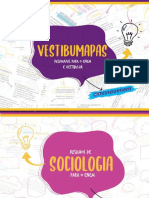 E-BOOK - MAPAS MENTAIS - SOCIOLOGIA - Versão Atualizada