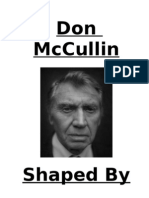 Don McCullin - Shaped by War