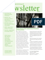 Group 48 Newsletter - April 2011