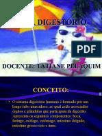 SISTEMA DIGESTÓTIO (TATI)