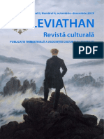 Leviathan Anul II, Nr. 4, Oct.-dec. 2019