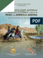 Tauzin-Castellanos, I. (Comp.) - Representaciones internas y miradas externas sobre el Perú y la América Andina