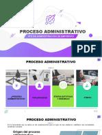 ADMINISTRACION DE EMPRESAS (PRECESOS)