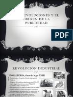 las Revoluciones y el origen de la publicidad
