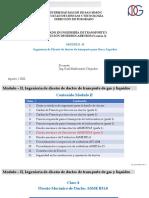 Diseño Mecanico de Gasoductos ASME B31.8 (parte 2)