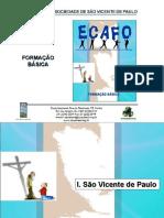 Slide Sobre Sao Vicente de Paulo