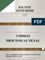 PACOTE ANTICRIME - aula 07